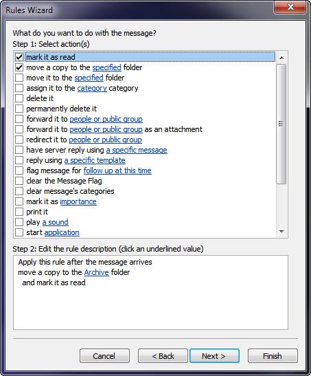 Verify folder name
