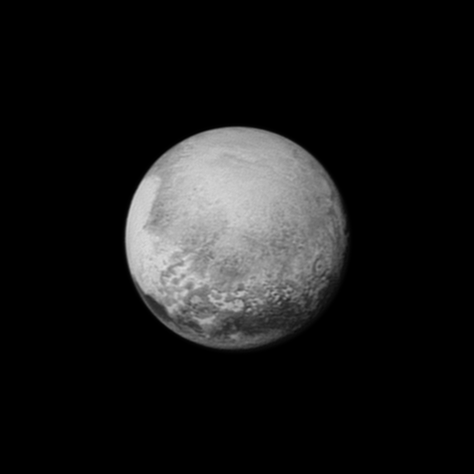 New Horizons almost at Pluto