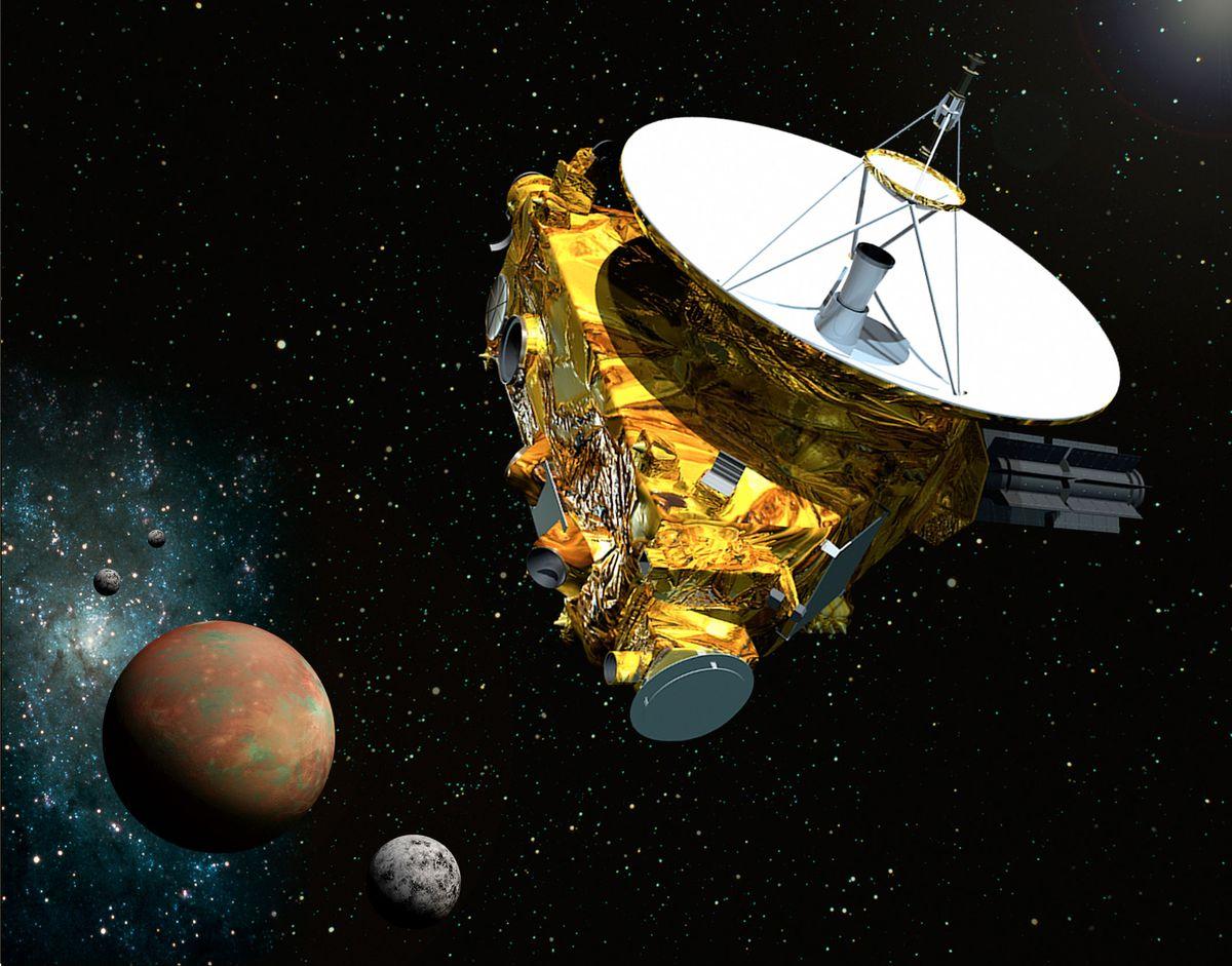 New Horizons probe